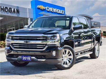 2018 Chevrolet Silverado 1500 High Country (Stk: W3285695) in Scarborough - Image 1 of 30