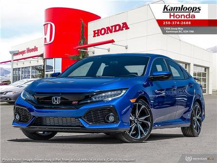 2020 Honda Civic Si Base (Stk: N15042) in Kamloops - Image 1 of 23