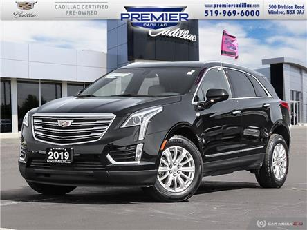 2019 Cadillac XT5 Base (Stk: P19487) in Windsor - Image 1 of 27