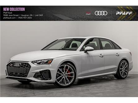 2020 Audi S4 3.0T Technik (Stk: T18434) in Vaughan - Image 1 of 22