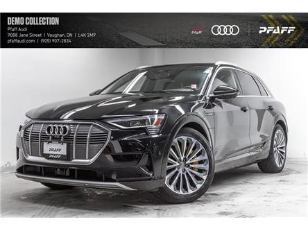 2019 Audi e-tron 55 Technik (Stk: T17457) in Vaughan - Image 1 of 22