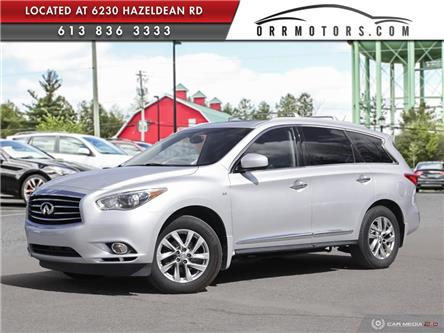 2014 Infiniti QX60 Base (Stk: 6144) in Stittsville - Image 1 of 27