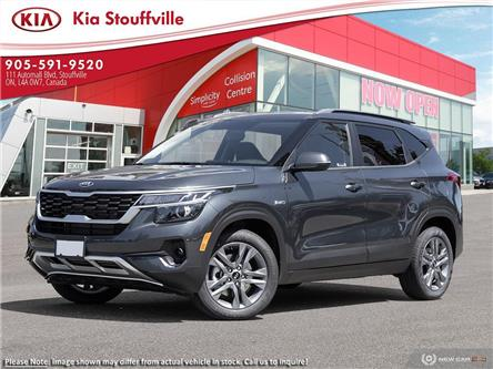 2021 Kia Seltos LX (Stk: 21056) in Stouffville - Image 1 of 23