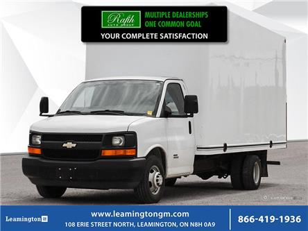 2014 Chevrolet Express Cutaway 4500 2SD (Stk: U4509) in Leamington - Image 1 of 27