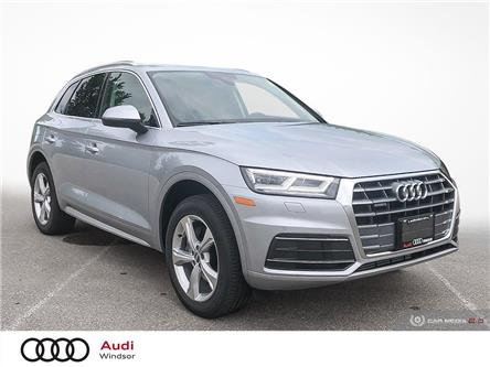 2020 Audi Q5 45 Progressiv (Stk: 10002) in Windsor - Image 1 of 30
