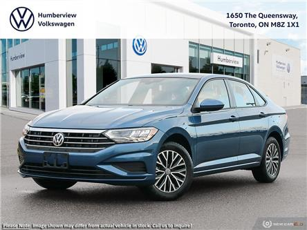 2020 Volkswagen Jetta Highline (Stk: 98038) in Toronto - Image 1 of 23
