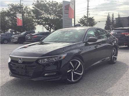 2020 Honda Accord Sport 1.5T (Stk: 201102) in Barrie - Image 1 of 23