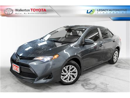 2018 Toyota Corolla LE (Stk: PL099) in Walkerton - Image 1 of 17