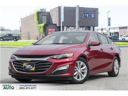 2019 Chevrolet Malibu LT (Stk: 223549) in Milton - Image 1 of 21