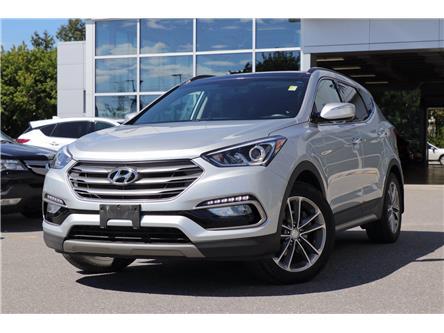2017 Hyundai Santa Fe Sport 2.0T Limited (Stk: 19287A) in Ottawa - Image 1 of 27