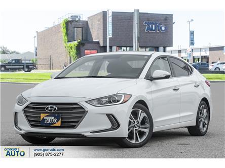 2017 Hyundai Elantra Limited SE (Stk: 133288) in Milton - Image 1 of 24