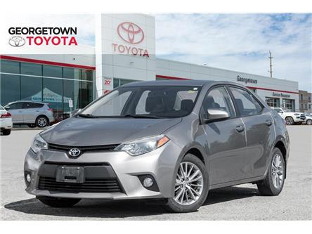 2014 Toyota Corolla LE (Stk: 14-01576GT) in Georgetown - Image 1 of 19