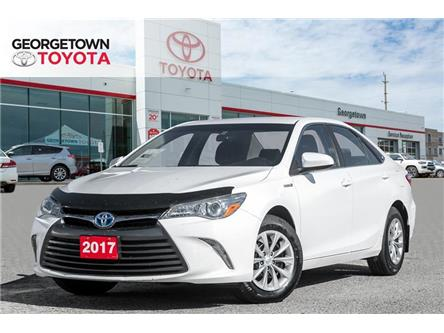 2017 Toyota Camry Hybrid LE (Stk: 17-24119GT) in Georgetown - Image 1 of 18