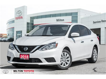 2018 Nissan Sentra 1.8 S (Stk: 233325) in Milton - Image 1 of 18