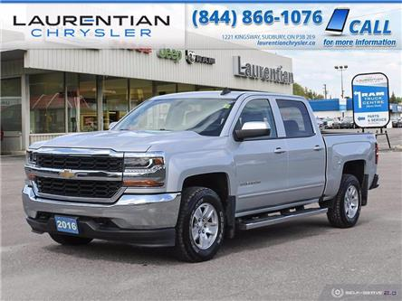 2016 Chevrolet Silverado 1500  (Stk: 20285A) in Sudbury - Image 1 of 23