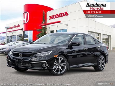 2020 Honda Civic Touring (Stk: N15054) in Kamloops - Image 1 of 23