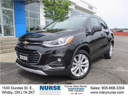 2020 Chevrolet Trax Premier (Stk: 10X380) in Whitby - Image 1 of 26