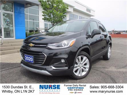 2020 Chevrolet Trax Premier (Stk: 10X381) in Whitby - Image 1 of 26