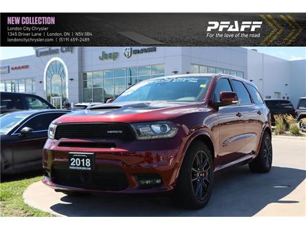 2018 Dodge Durango SRT (Stk: LC81019) in London - Image 1 of 22