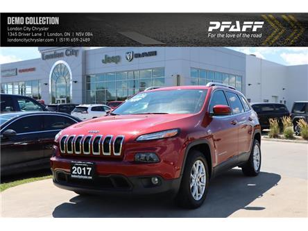 2017 Jeep Cherokee North (Stk: LC71029) in London - Image 1 of 20