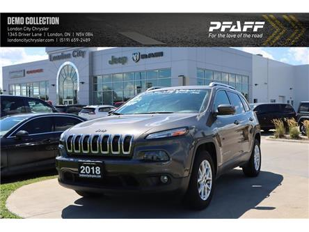 2018 Jeep Cherokee North (Stk: LC8247) in London - Image 1 of 22