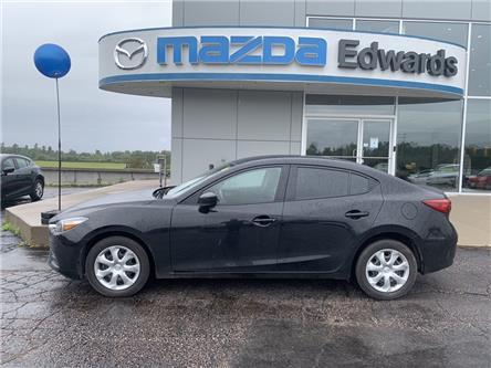 2018 Mazda Mazda3 GX (Stk: 22402) in Pembroke - Image 1 of 10