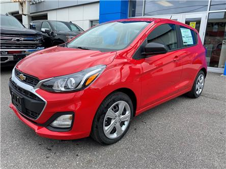 2021 Chevrolet Spark LS Manual (Stk: 21104) in Sioux Lookout - Image 1 of 6