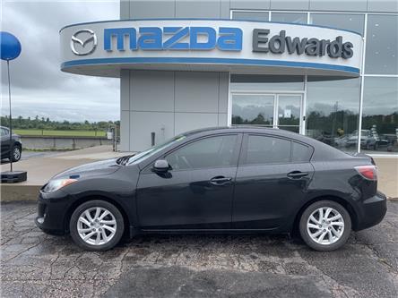 2012 Mazda Mazda3 GS-SKY (Stk: 22403) in Pembroke - Image 1 of 11