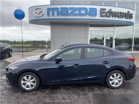 2016 Mazda Mazda3 GX (Stk: 22400) in Pembroke - Image 1 of 11