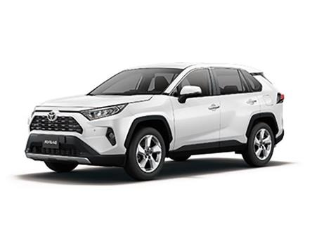2020 Toyota RAV4 LE (Stk: 17840) in Philipsburg - Image 1 of 3