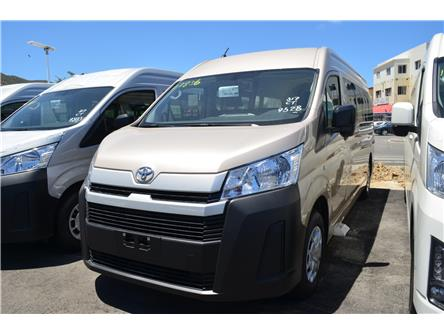 2020 Toyota HI ACE High Roof Commuter (Stk: 17836) in Philipsburg - Image 1 of 9