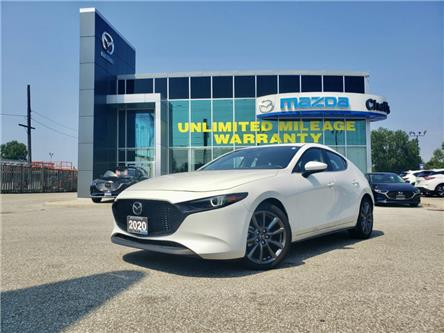 2020 Mazda Mazda3 Sport GT (Stk: NM3282) in Chatham - Image 1 of 21