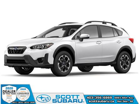 2021 Subaru Crosstrek Convenience (Stk: 201442) in Red Deer - Image 1 of 4