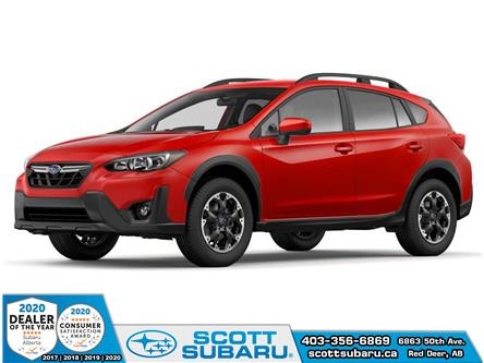 2021 Subaru Crosstrek Touring (Stk: 208134) in Red Deer - Image 1 of 2