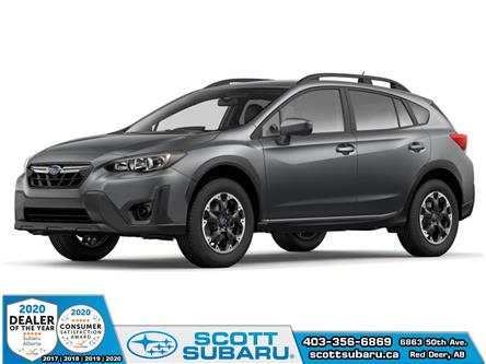 2021 Subaru Crosstrek Convenience (Stk: 208598) in Red Deer - Image 1 of 4