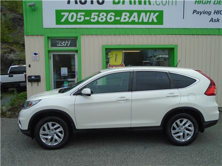 2015 Honda CR-V SE (Stk: ) in Sudbury - Image 1 of 6