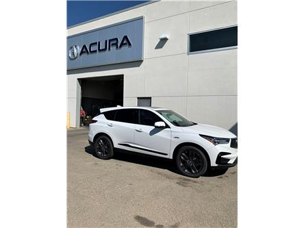 2021 Acura RDX A-Spec (Stk: 21RD0430) in Red Deer - Image 1 of 26