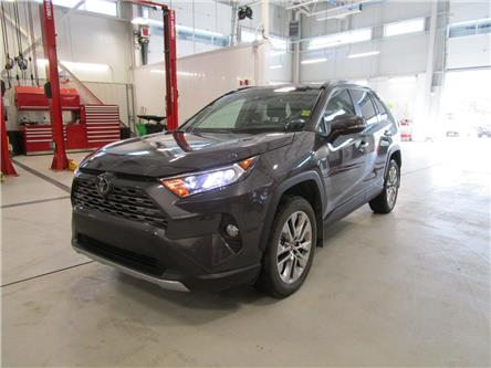 2019 Toyota RAV4 Limited (Stk: 7929) in Moose Jaw - Image 1 of 38