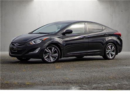 2015 Hyundai Elantra Sport (Stk: HA2-99770A) in Chilliwack - Image 1 of 18