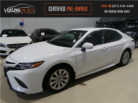 2019 Toyota Camry SE (Stk: NP4755) in Vaughan - Image 1 of 23