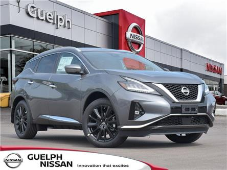 2020 Nissan Murano Platinum (Stk: N20765) in Guelph - Image 1 of 24