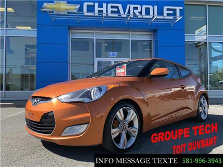 2013 Hyundai Veloster  (Stk: 20023C) in Ste-Marie - Image 1 of 29