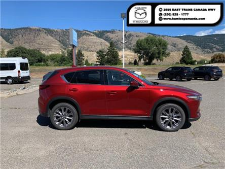 2019 Mazda CX-5 GT w/Turbo Auto AWD (Stk: P3354) in Kamloops - Image 1 of 8