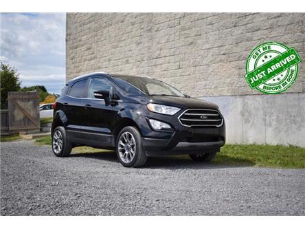 2019 Ford EcoSport Titanium (Stk: B6258) in Kingston - Image 1 of 25