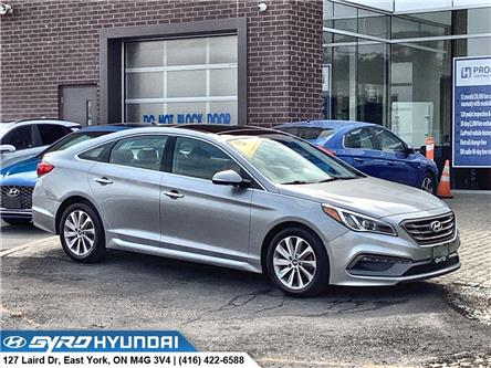 2015 Hyundai Sonata Sport Tech (Stk: H5967) in Toronto - Image 1 of 26