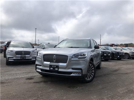 2020 Lincoln Aviator Reserve (Stk: LA20715) in Barrie - Image 1 of 21