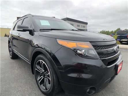 2014 Ford Explorer Sport (Stk: 20412) in Sudbury - Image 1 of 26