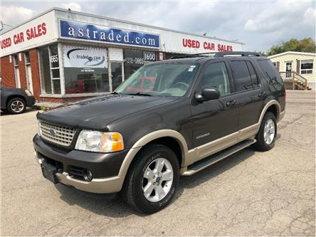 2005 Ford Explorer Eddie Bauer (Stk: 7094A) in Hamilton - Image 1 of 23
