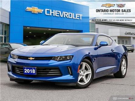 2018 Chevrolet Camaro 2LT (Stk: 13710A) in Oshawa - Image 1 of 36