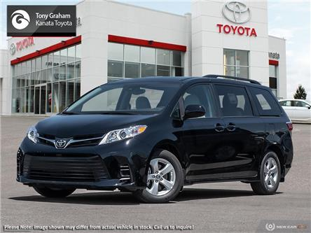 2020 Toyota Sienna LE 8-Passenger (Stk: 90637) in Ottawa - Image 1 of 24